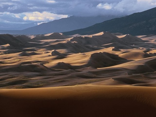 Great Sand Dunes National Park and Preserve, Alamosa, Colorado